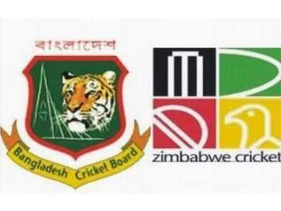 Tri-series: Bangladesh elect to bat against Zimbabwe