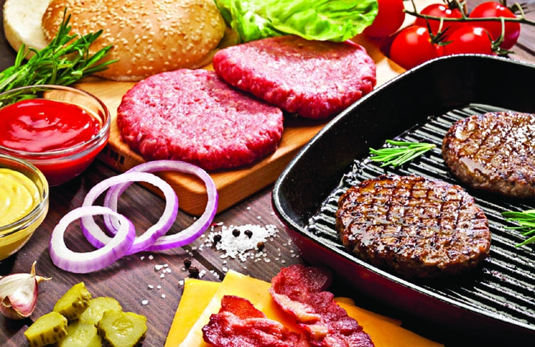Relation between meat and cancer