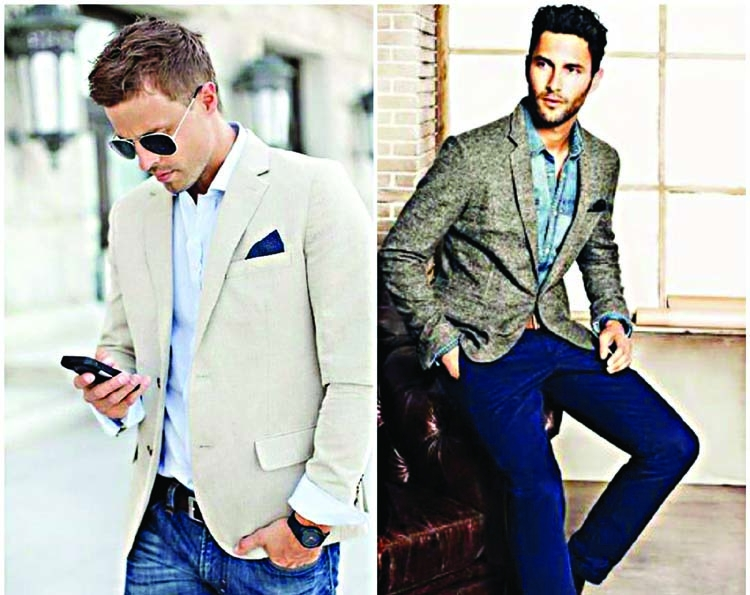 When to wear a sport jacket actually
