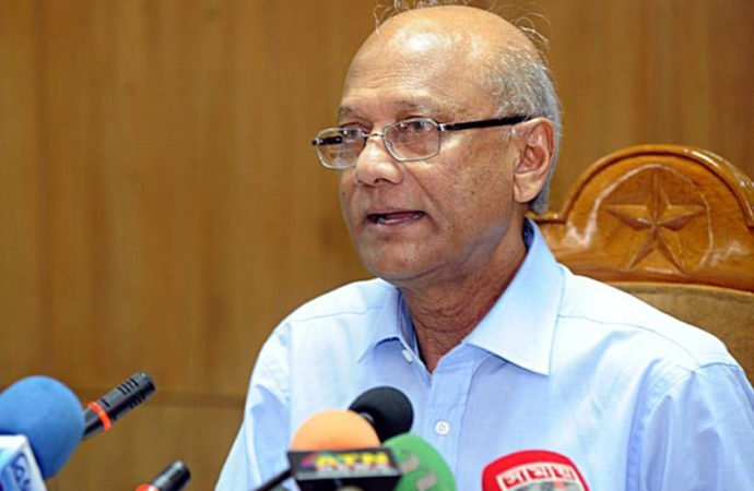Exam to be cancelled if question leaked: Nahid