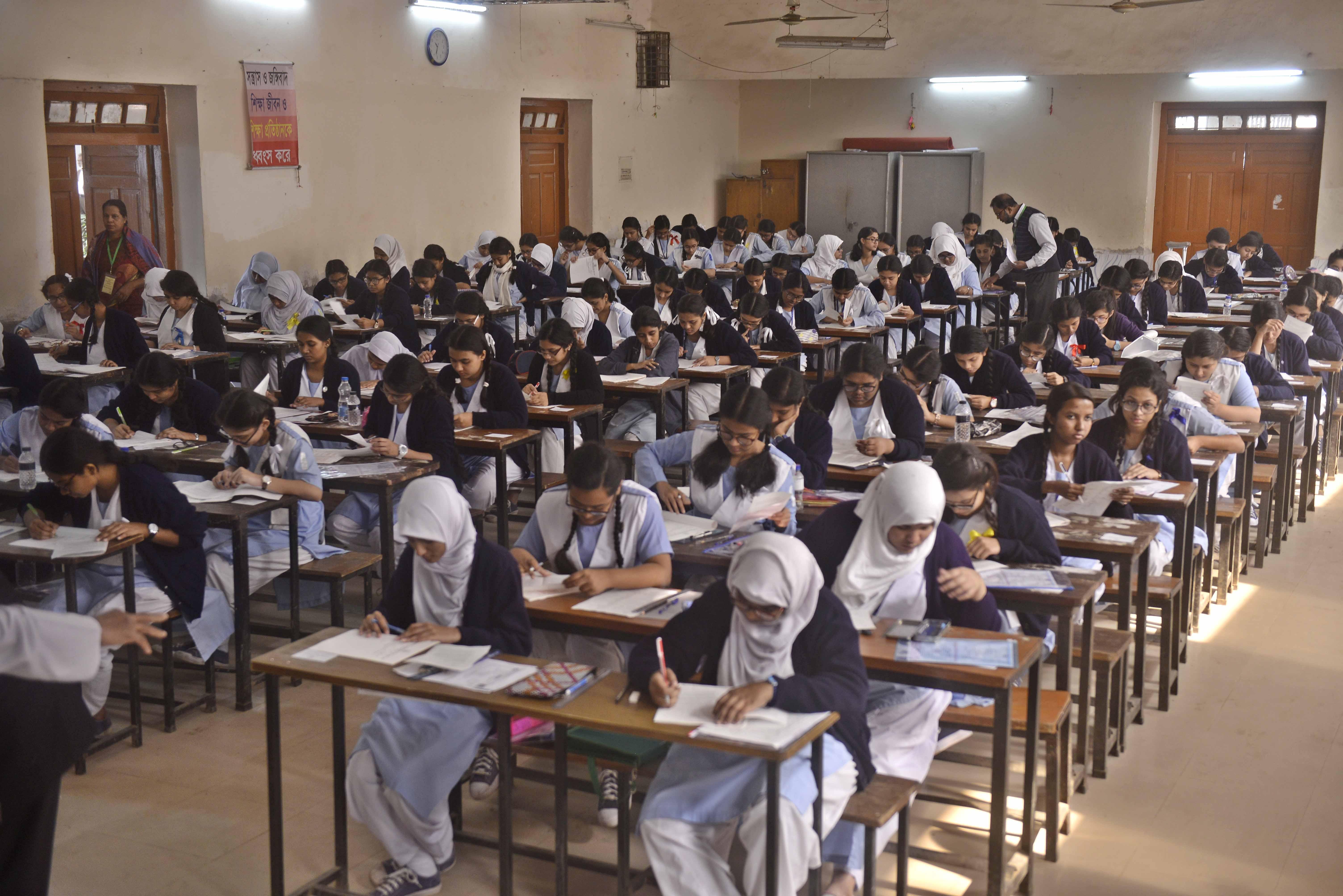 Bangla SSC second question paper leaks