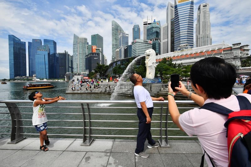 Singapore 'not a boring city'