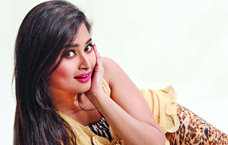 Shirin Shila has her hands full with films
