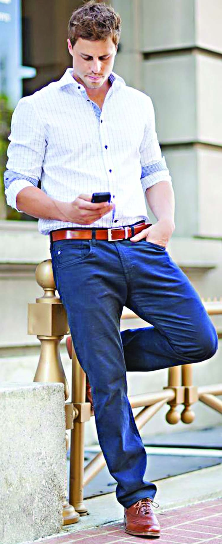 Tips for men to look work-ready