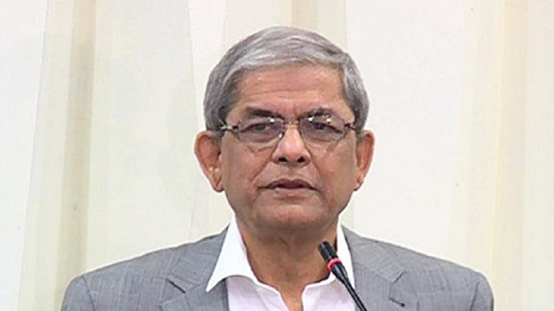 BNP to intensify movement to release Khaldea: Fakhrul