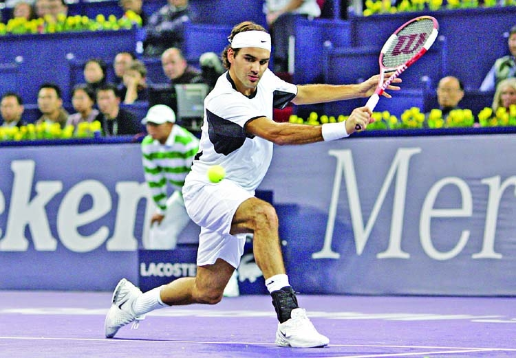 Federer quietly hoping for dream return to No. 1