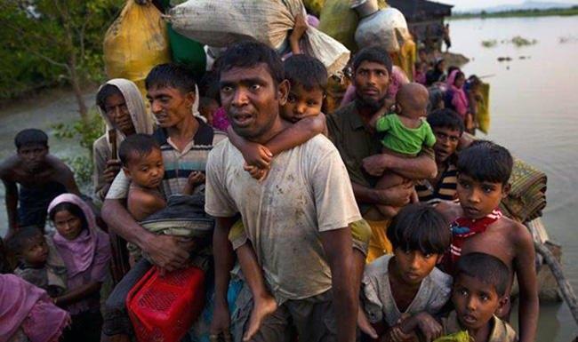 Myanmar ready to take back Rohingya, says Myanmar Home Minister