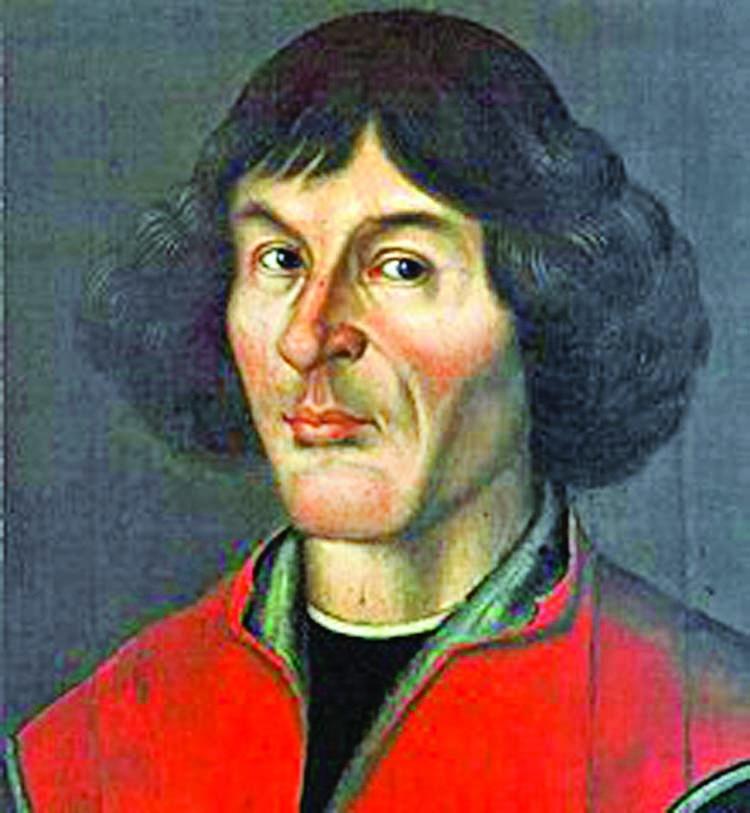 Nicolaus Copernicus | The Asian Age Online, Bangladesh