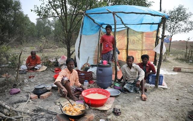Rohingyas may be stranded at Bhasan Char