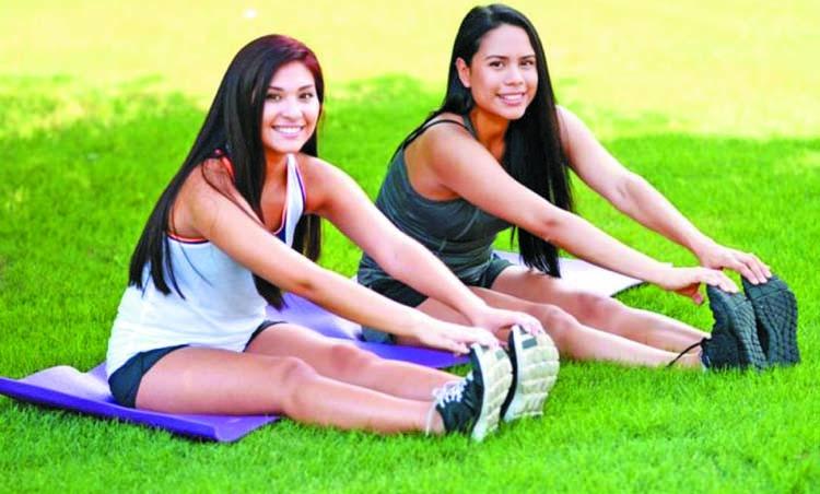 Regular exercise brings endless benefits to teenagers
