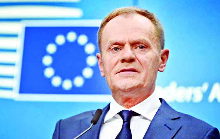 UK Brexit plans pure illusion: Donald Tusk