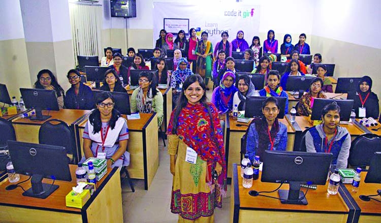 Special project to empower women in ICT sector