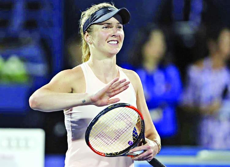 Svitolina-Kasatkina to meet for Dubai title