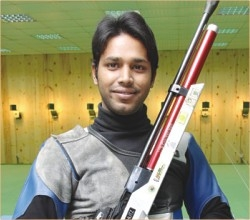 Shooter Asif to light Bangladesh Youth Games torch