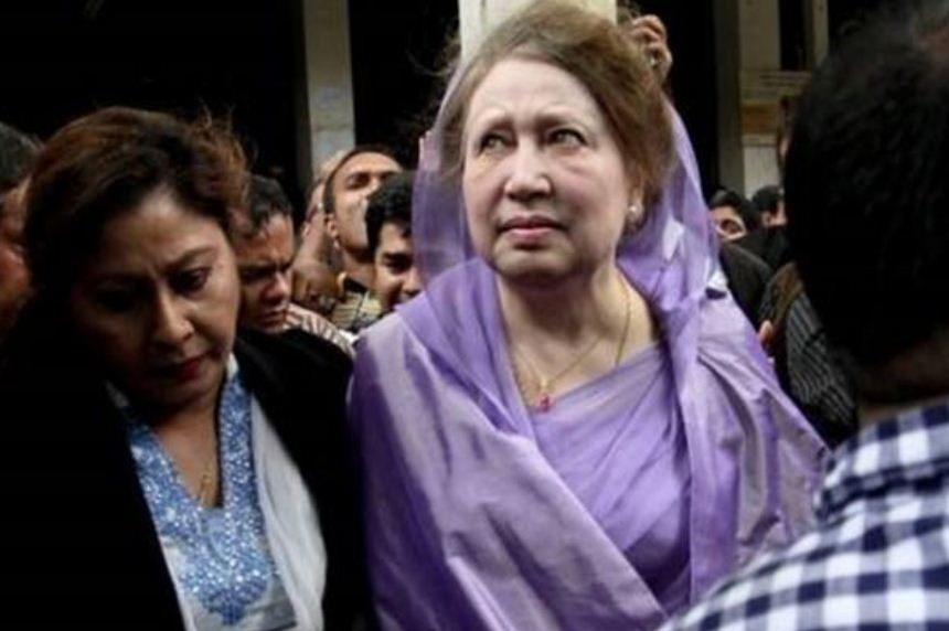 No bail to Khaleda yet; HC order upon receiving verdict documents