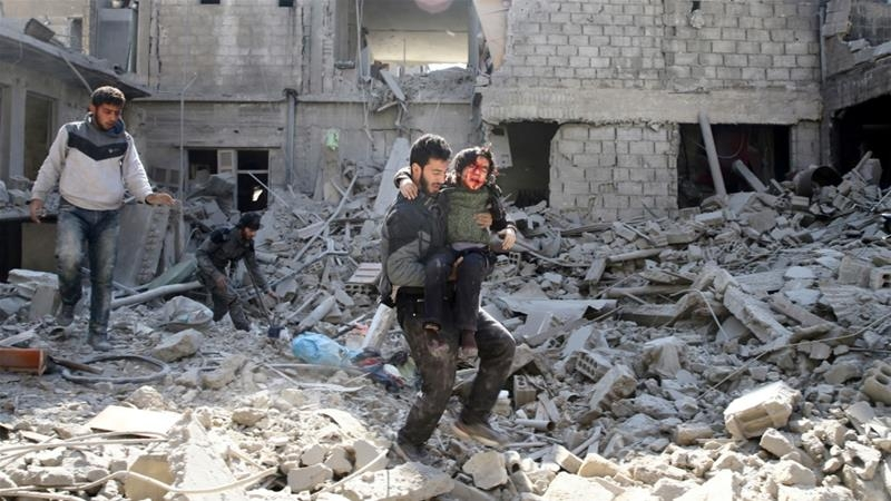 UN Security Council demands Syria truce