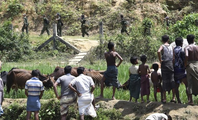 6 months after attacks began, Rohingyas see no end in sight