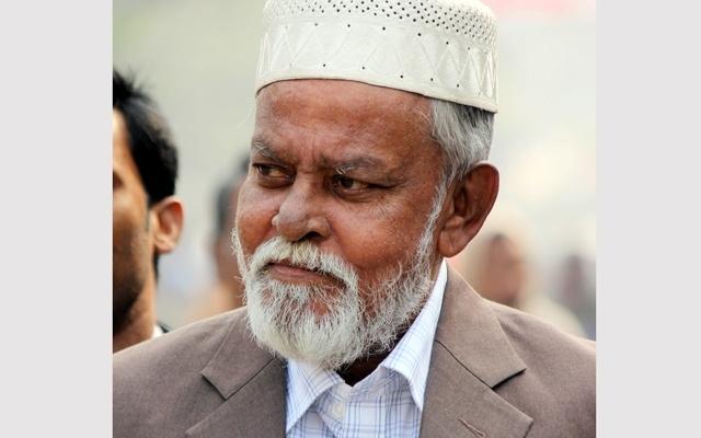Ex-Rangpur mayor Jhantu dies