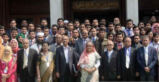 265 students win Prime Minister Gold Medal