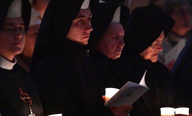 Vatican magazine denounces nuns' servitude