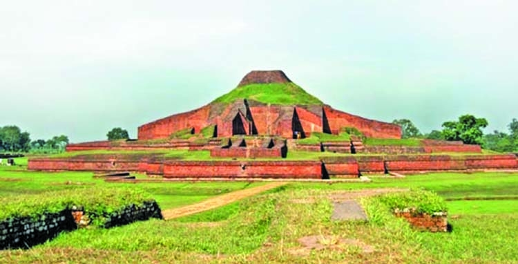 Somapura Mahavihara - A UNESCO world  heritage archaeological site