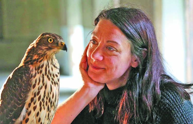 An interview with Helen Macdonald