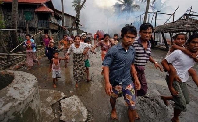 Relocation 133,000 Rohingyas by March 31