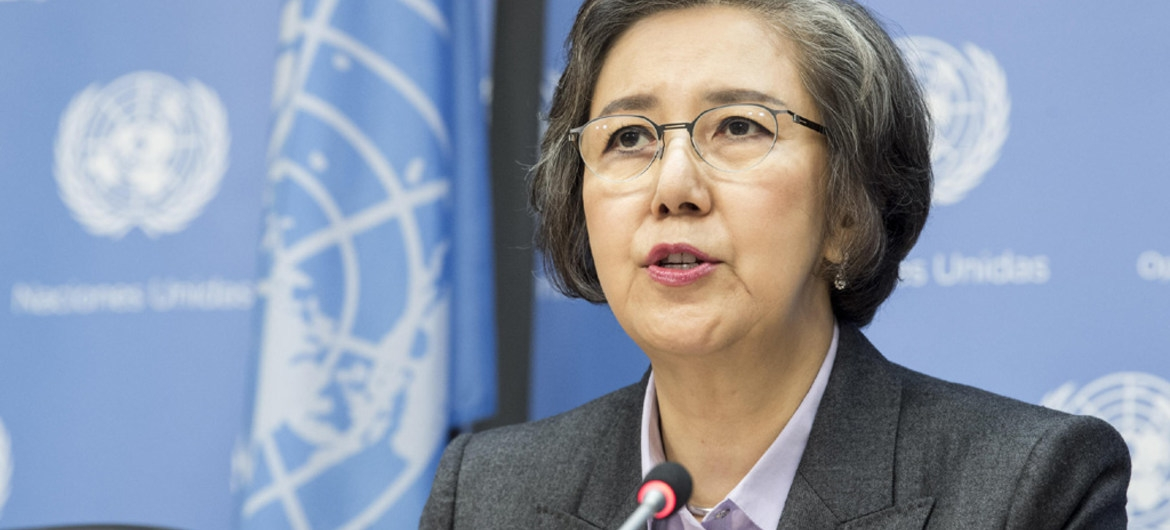 Incidents in Rakhine bear hallmarks of genocide: Yanghee Lee