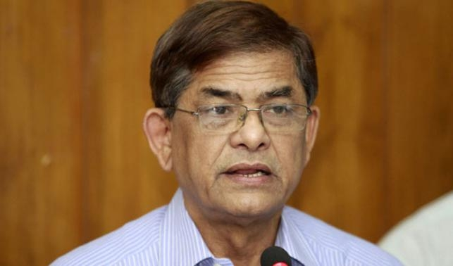 Govt trying to split BNP, alleges Fakhrul