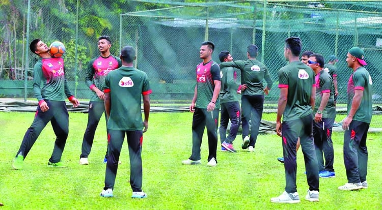 Tigers got the long-searched-for impetus, believes Mushfiq