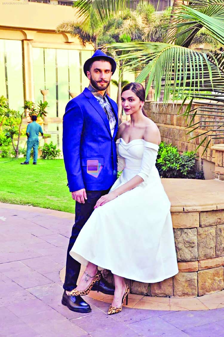 Deepika, Ranveer are Entertainers of the Year