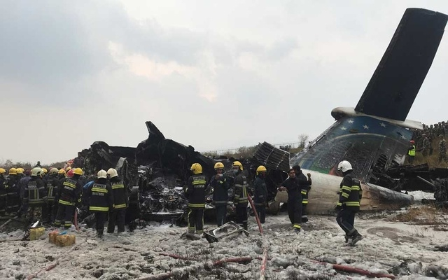 Bangladesh to mourn plane crash victims