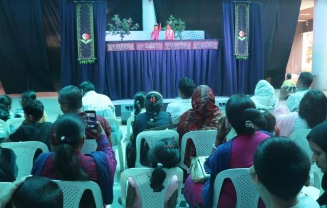 Choreography on Bangabandhu at BSA Wednesday