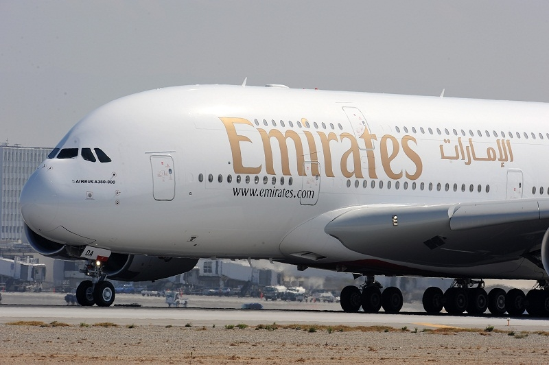 Emirates crew member dies after fall from plane