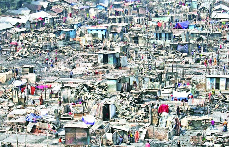 Agitation further flares up Mirpur fire victims