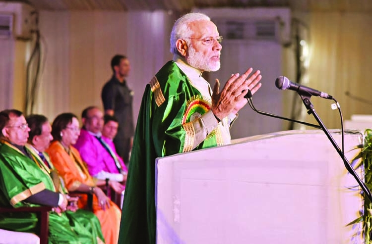 Modi wants scientists to spend time with pupils