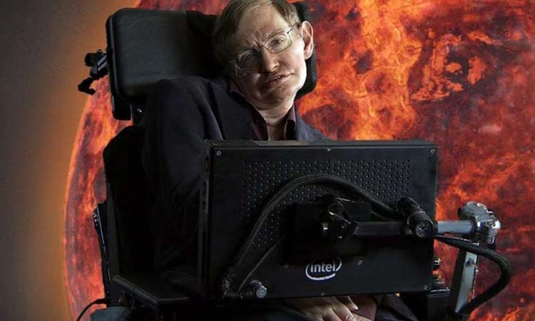 Stephen Hawking: Physics & metaphysics