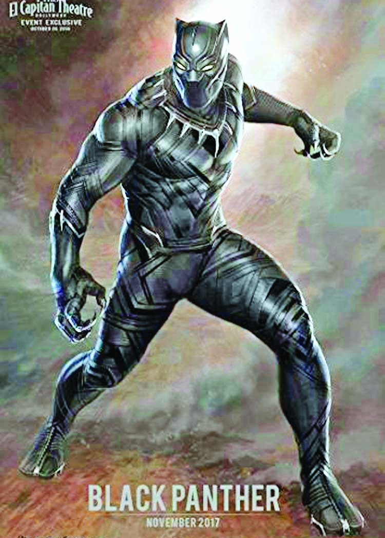 Black Panther delves into making great  nations and great people