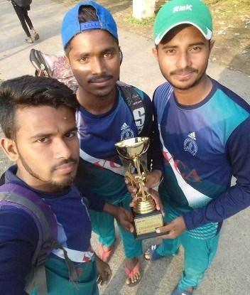 Sherpur Cricket: Young Crickers emerge champions