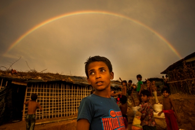 IOM appeals for US$ 182 mn to help Rohingyas, local community