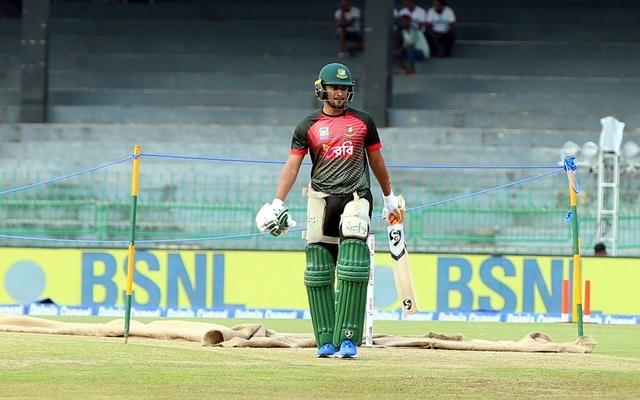 Won't take any pressure: Shakib