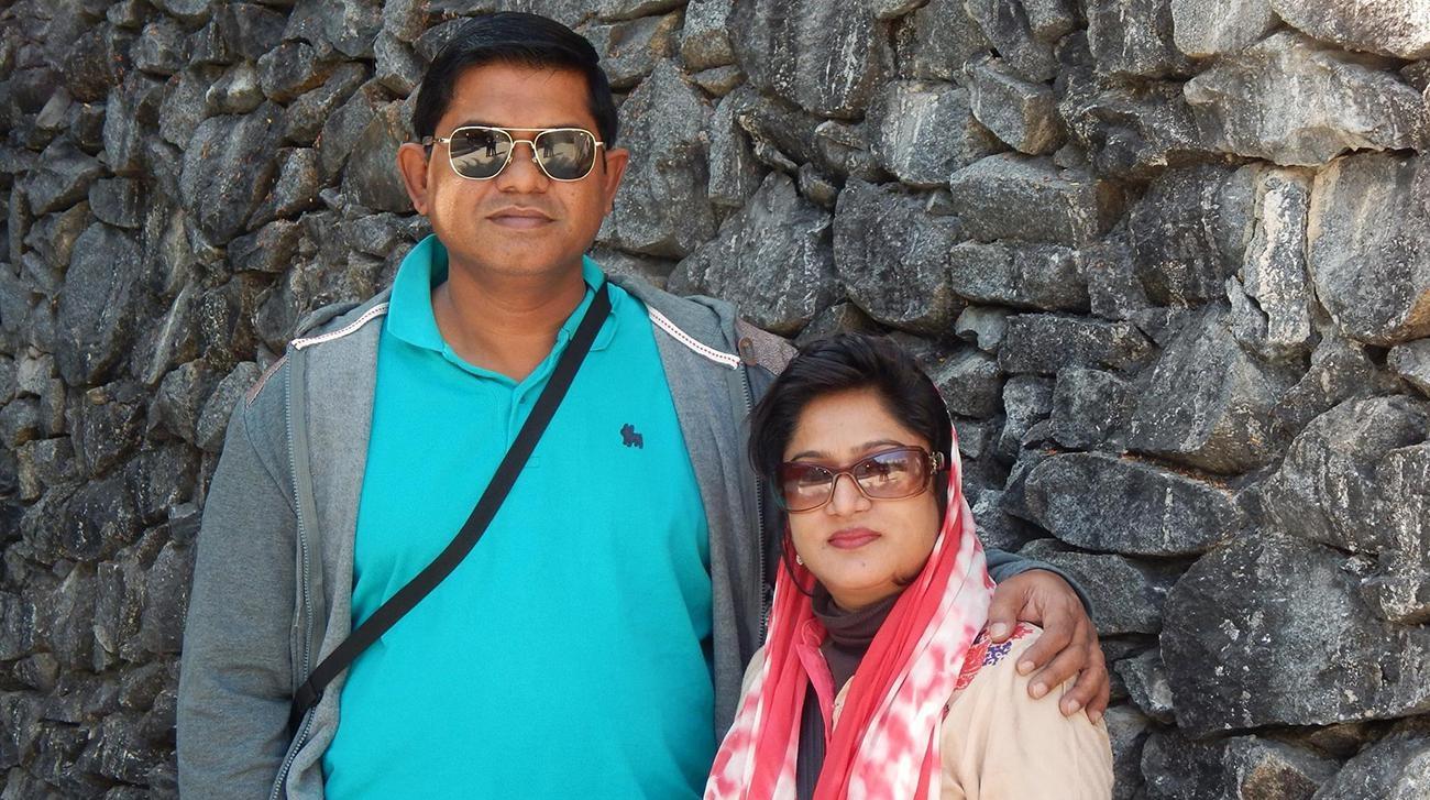 Pilot Abid's wife suffers brain stroke