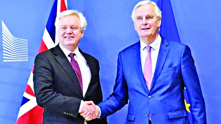 UK and EU hope for Brexit transition deal