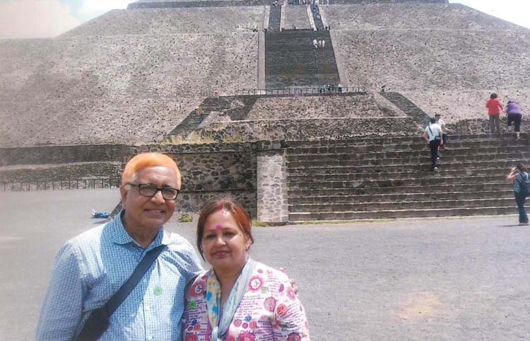 In the Land of mighty Aztecs