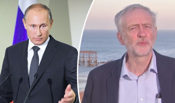 Corbyn: UK has to do business with Putin