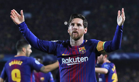 Messi aims at winning 2018 FIFA World Cup trophy