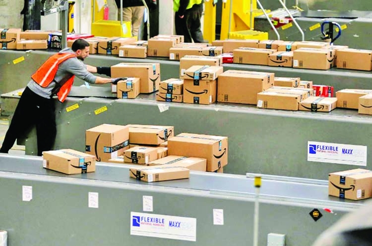 On Amazon, a quarter of merchants' sales are cross-border