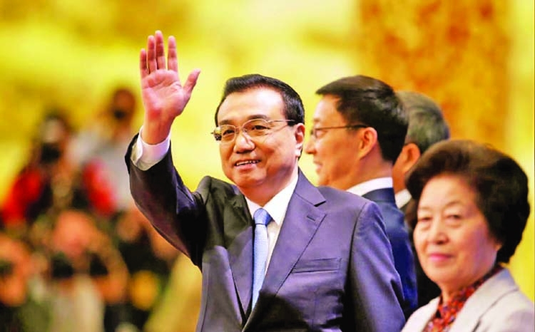 China's premier hopes trade war can be averted