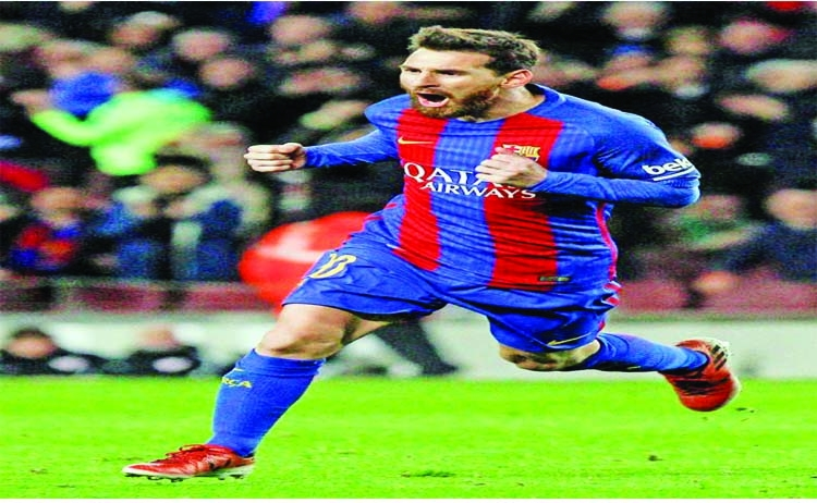 Messi aims at winning 2018 FIFA World Cup