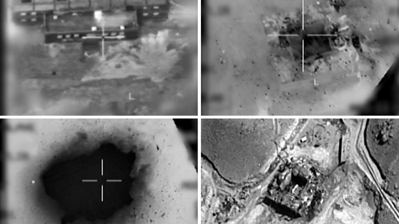 Israel hit Syria 'nuclear reactor' in 2007
